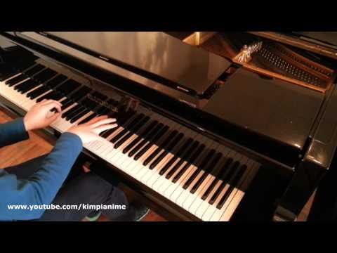 Goya no Machiawase Full ver  Noragami OP {Piano}【 Kimpianime 】 한밤중의 만남  노라가미 OP