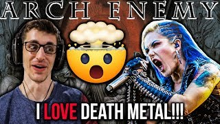 Скачать ARCH ENEMY Reaction WAR ETERNAL
