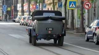Praga AV na štarte 1.mája 2013