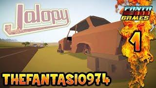 Jalopy - Ep.1 : L'ONCLE CHELOU - Road Trip avec TheFantasio974  Mini LP