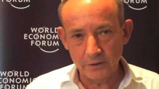 Dubai 2008 Global Agenda Summit - Yvo de Boer