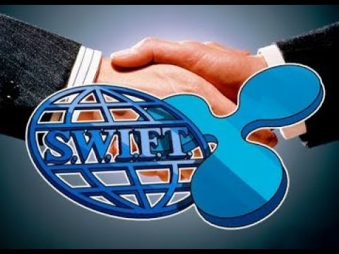 XRP News: SWIFT & RIPPLE PARTNERSHIP!? LET'S PROVE IT! thumbnail