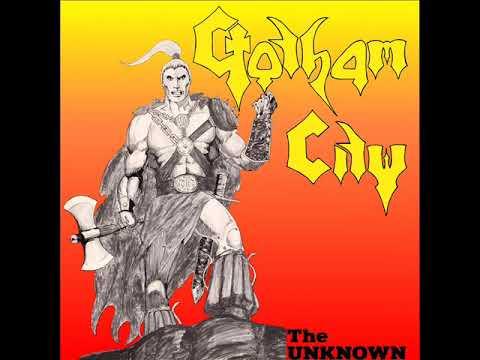 [1984] Gotham City - The Unknown (SWE)