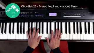 Chordies 26 - All I know about Blues (which isn