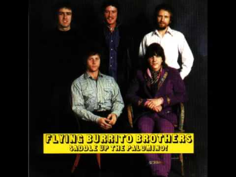 The Flying Burrito Brothers -- Live @ the Palomino, Hollywood CA -- 1969.06.08