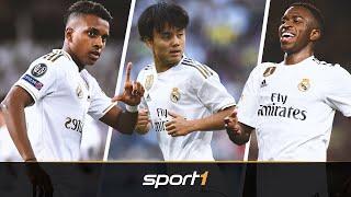 Ronaldos Erben: Sieht so Reals Zukunft aus? | SPORT1 - TALENT WATCH