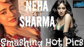 Neha Sharma Erotic Cleavage   Neha Sharma Hot Photo Shoot - Private & Unseen