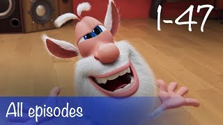 Booba - Compilation of All 47 episodes - Cartoon for kids