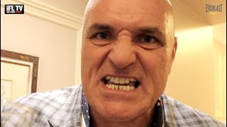 'WE WILL CRUSH YOU!' - JOHN FURY FUMES AT DEONTAY WILDER, RIPS HIM TO BITS IN FRIGHTENING INTERVIEW