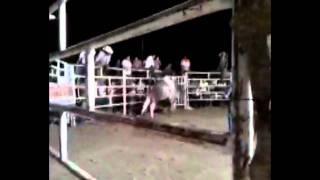 Rodeo, Baile en santa rosa de Lima Oaxaca (;