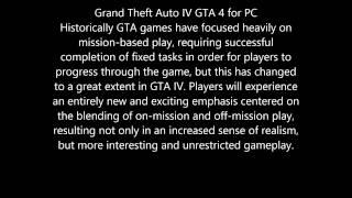 gta 4 requirements