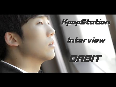[Interview Dabit 다빗] KpopStationTV - English version