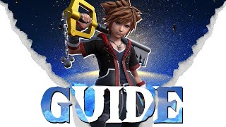 The Correct Way To Play Kingdom Hearts   [guide For Newcomers]