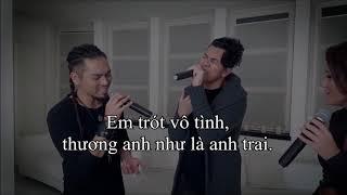 Em Gái Mưa - Hương Tràm feat. Mr. Siro Cover by BATÔ (Karaoke)