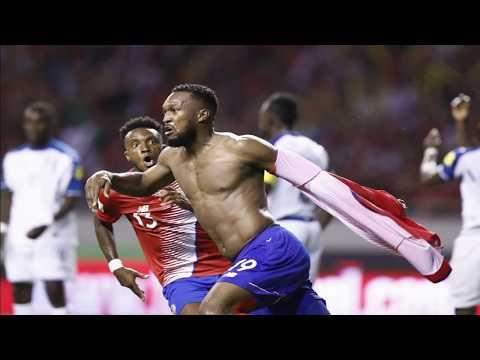 Gol de Kendall Waston contra Honduras (Radios de Costa Rica)