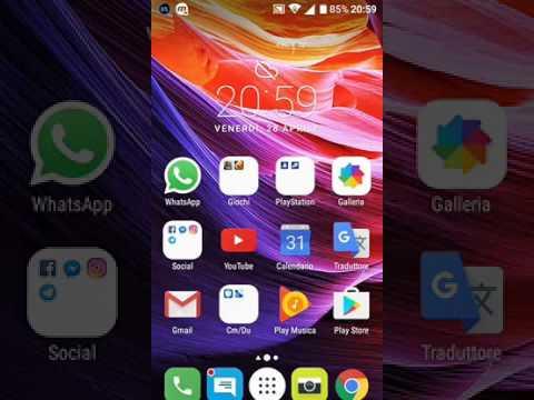 Come Togliere L Overlay Schermo Sul Vostro Smartphone Youtube