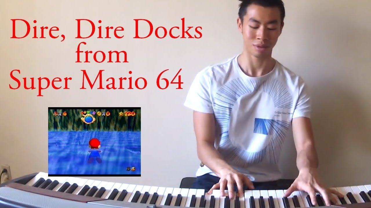 Super Mario 64 - Dire Dire Docks - Thủ thuật máy tính - Chia
