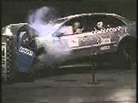 Citroen C5 CRASH TEST