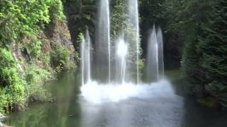A Few Videos Taken in Butchart Gardens