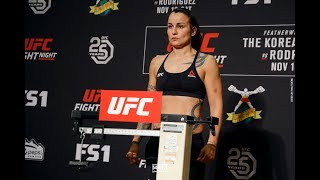 UFC Denver: Raquel Pennington Misses Weight - MMA Fighting