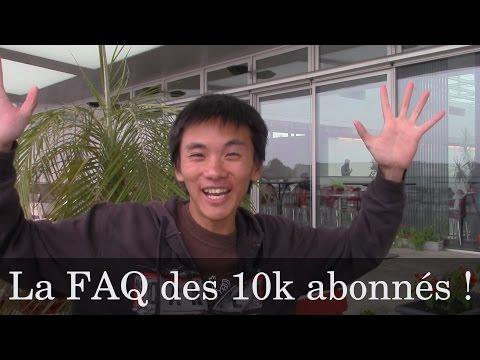 La FAQ des 10 000 abonnés !! My4Cents (EPFL)