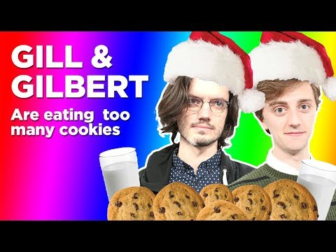 Playing Mario Kart and Eating Too Many Cookies — Gill & Gilbert