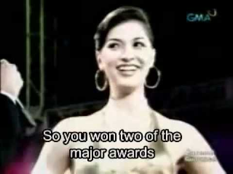 Miss World or Miss Word? - Janina San Miguel: Binibining Pilipinas 2008 Q-&-A