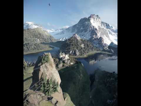 The Climb - Wingsuit easter egg