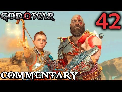 God Of War 4 Gameplay Walkthrough Part 42 - Scattering The Ashes In Jotunheim (Ending)