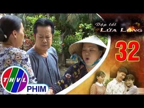 THVL | Dập tắt lửa lòng -Tập 32[5]: Viện cớ Bích có thai, bà Út xin ông Tư và bà Ba tha cho con mình