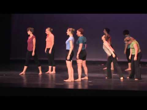 Bohemian Rhapsody Advanced Modern  2013 Susan Barnes Dance Recital, Evening Performance