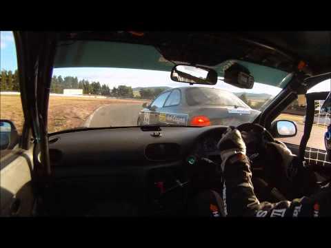 2013 NSW Excel Racing, Rd3 Race3, Wakefield Park, Dean Evans