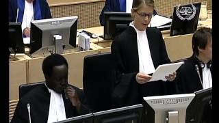Ntaganda case: The Charges, 2 September 2015