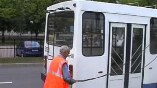 Приемка троллейбуса