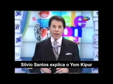 Sílvio Santos: Por que eu jejuo no Yom Kipur