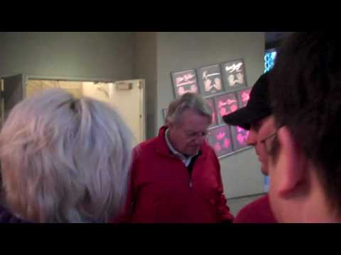 Meeting Jerry Springer Outside of Planet Hollywood