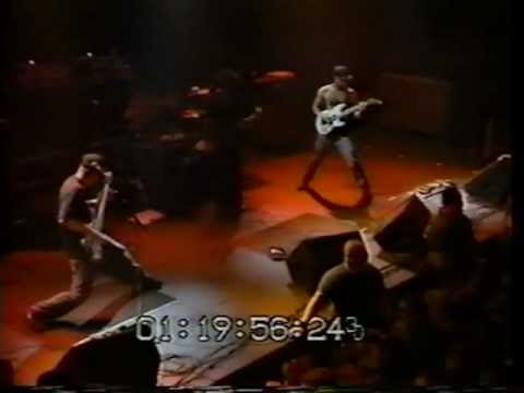 Rage Against The Machine - Fistful Of Steel (Chicago 1993.4.3)