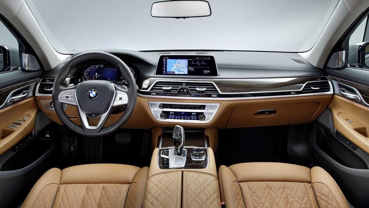New Bmw 7 Series 2020 Interior