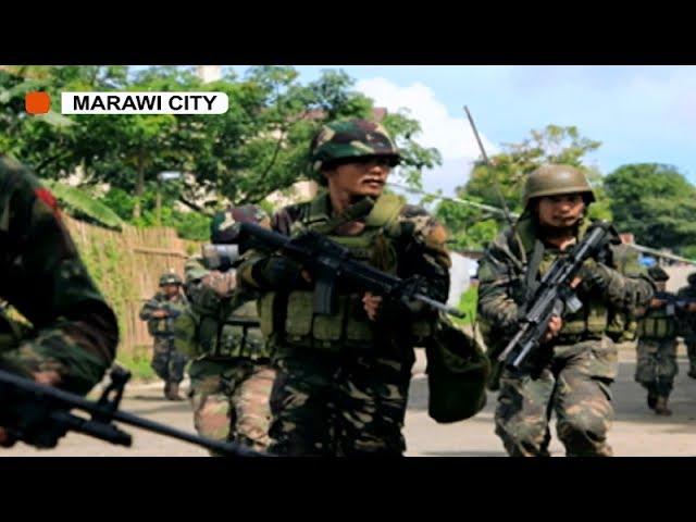 Puwesto ng media, napuntirya nang muling umatake ang Maute group