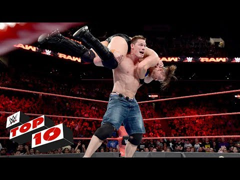 Thumbnail: Top 10 Raw moments: WWE Top 10, August 21, 2017