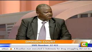 Opinion Court with Isaac Ruto - Governor, Bomet County