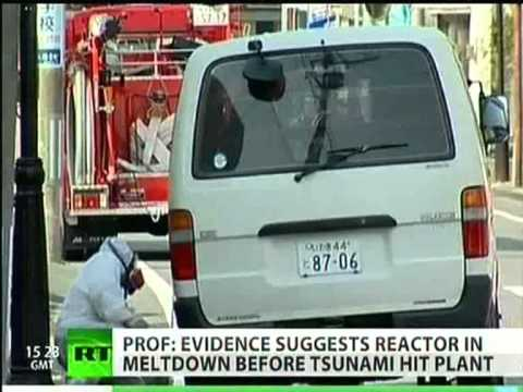 NWW World-News 18.08.2011 Fukushima Meltdown before Tsunami hit Plant