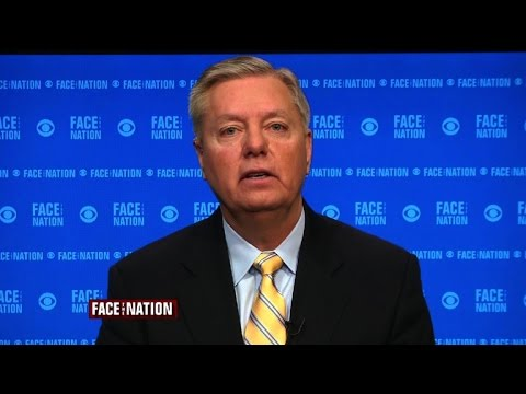 Lindsey Graham offers his 2016 pitch