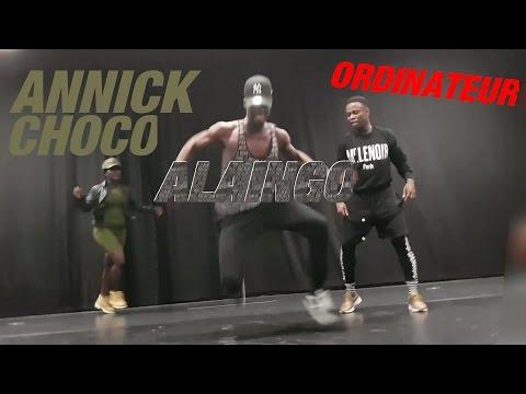 ALAINGO,ANNICK CHOCO,ORDINATEUR démo sur