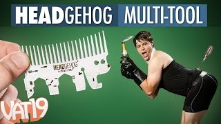 Headgehog: A Multi-Tool Comb