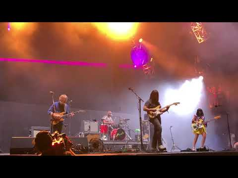 "Khruangbin w/ Trey Anastasio 8/22/19 ""Lady and Man"" at LOCKN'"