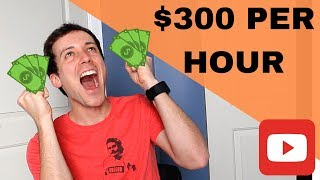 The 5 BEST Side Hustles - They Pay $25-$300 Per Hour