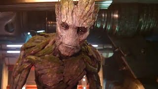 Guardians of the Galaxy Featurette - Rocket Raccoon & Groot (2014) Vin Diesel, Bradley Cooper HD