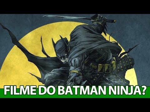 BATMAN NINJA, INCRÍVEL, Kid Boo revelado e NOVA TEMPORADA de STRANGER THINGS
