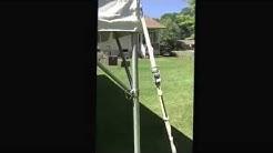 Frame Tent Rental 20x30 Anchor Fiesta